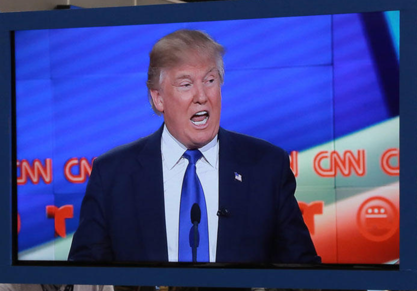 Donald Trump will lose the war against the Media