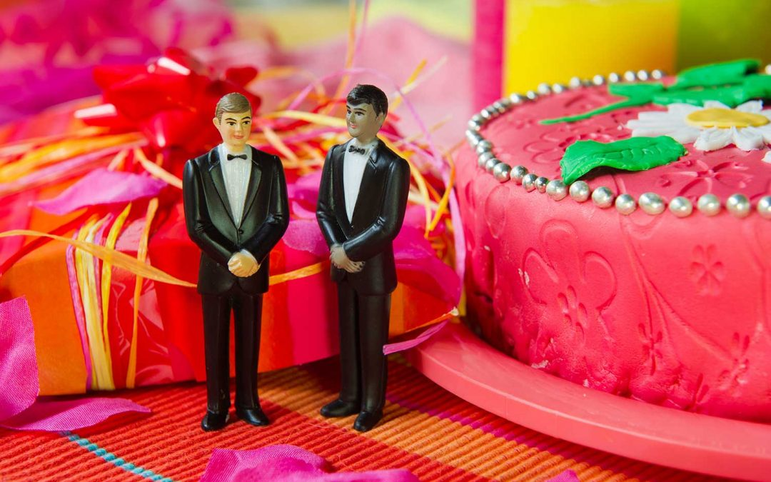 Gay Wedding Cake Case – It is so obviously simple